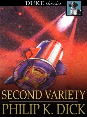 cover image of Second Variety
